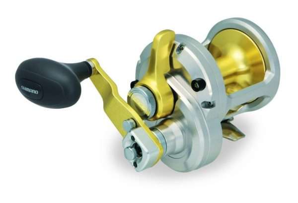 Shimano Talica TAC16II 16 Two-Speed Lever Drag Reels - Jigging Fishing Reel