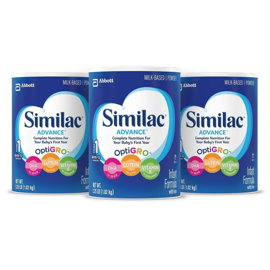 Buy Cheap Similac Advance Infant Formula With Iron Powder
