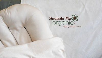 Snuggle Me Organic Baby Lounger, Co-Sleeping Cushion, Bassinet Mattress 0-6 Mos