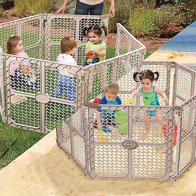 Buy Best Summer Infant® Playsafe Playard Freestanding Gate
