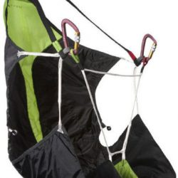 Supair EVEREST 3 Large Ultralight harness for kiting or Hike and Fly