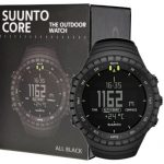 Buy Best Suunto Core All Black Military Men's Outdoor Sports Watch - SS014279010