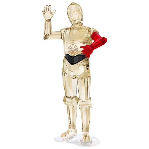 Buy Best Swarovski Disney Star Wars C-3PO # 5290214 Crystal  new 2017