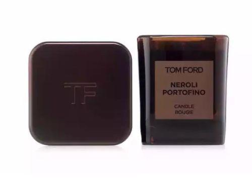 "Buy Best TOM FORD PERFUME NEROLI PORTOFINO CANDLE  2.25"" 40 HOURS BURN TIME *SEALED"