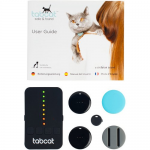TabCat Pet Tracking Collar Cat Locator Lite Cat Finder Tracker System New