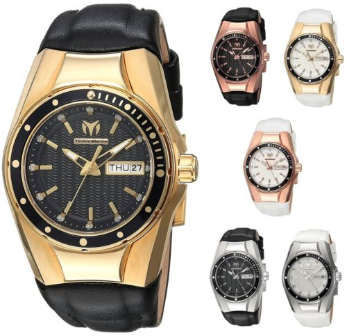 Buy Best Technomarine Women's Cruise Select 36mm Watch - Choice of Color