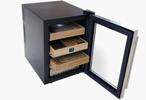Buy Best The Clevelander Electronic Cigar Cooler Humidor