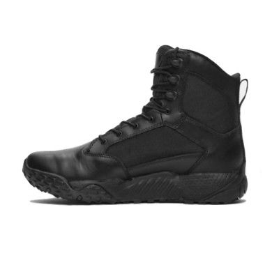 Buy Best Under Armour 1268951 Men's UA Stellar Tactical DWR Leather Boots Size 8-14