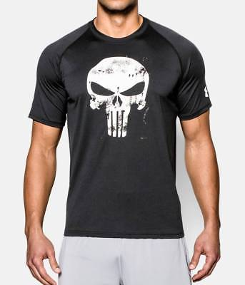 Under Armour UA Men's Alter Ego Punisher Loose Fit T-Shirt Workout/Casual Tee