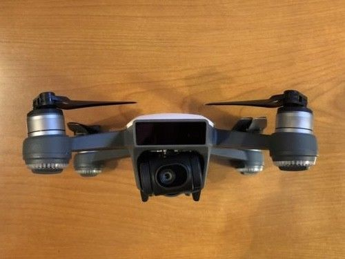 Used - DJI Spark Fly More Combo 1080p Camera Drone - Alpine White