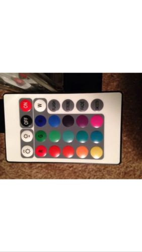"""Buy Best WALL BUBBLE PANEL 48""""x22"""" Color Lights , Remote Ctrl $100 OFF"""
