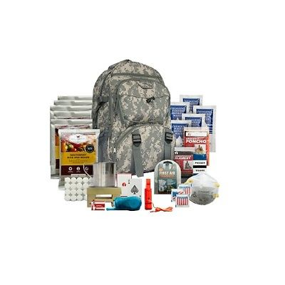 Wise Foods 5 Day Emergency Survival Backpack in Camo 01-622GSG