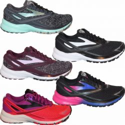 Womens Brooks LAUNCH 4 Neutral Cushion Running Shoes Sneakers NIB