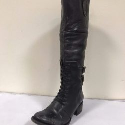 Buy Best Women's Freebird By Steve Riding Boots Sadle Black- MSRP $349 - BUY IT NOW $119!