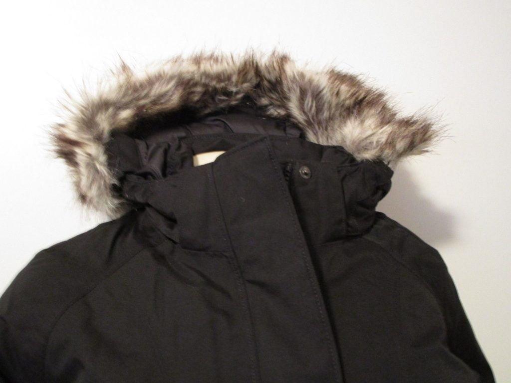 97ae71b01 Womens S-M-L-XL The North Face TNF Arctic Down Parka Warm Winter Jacket -  Black