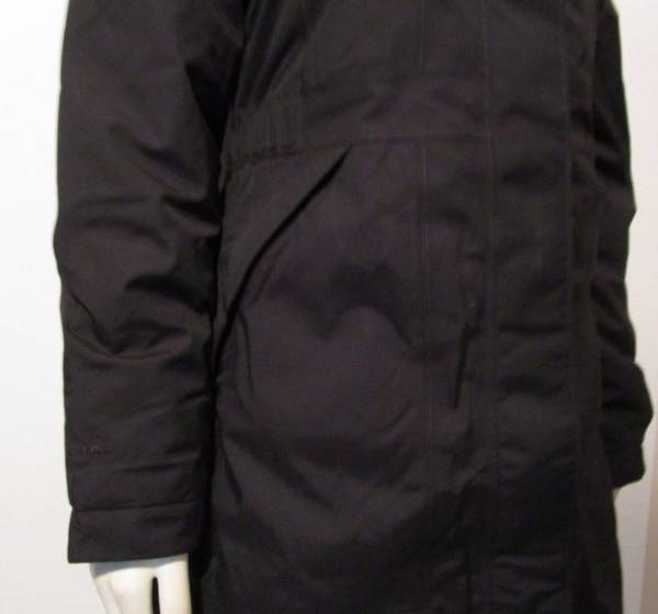 Womens S-M-L-XL The North Face TNF Arctic Down Parka Warm Winter Jacket - Black