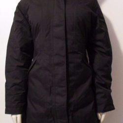 Womens S-M-L-XL The North Face TNF Arctic Down Parka Warm Winter Jacket - Black