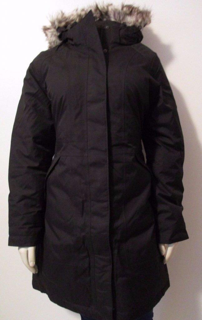 cc43953d2 Womens S-M-L-XL The North Face TNF Arctic Down Parka Warm Winter Jacket -  Black