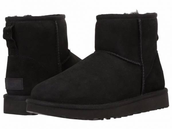 Women's Shoes UGG Classic Mini II Boots 1016222 Black 5 6 7 8 9 10 11 *New*