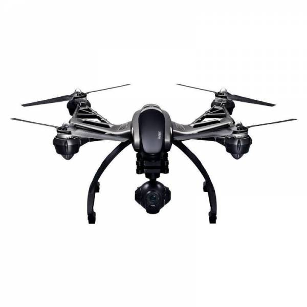 Yuneec Q500 4K Typhoon Quadcopter Drone RTF, CGO3 4K Camera, ST10+ & Steady Grip