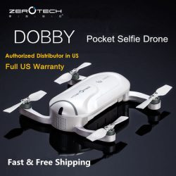 Buy Best ZEROTECH Dobby Pocket Selfie Mini Drone With FPV 4K HD Camera US Warranty