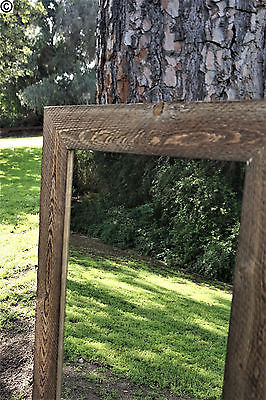 Buy Best reclaimed wood mirror/floor mirror/full length mirror/large mirror/mirrors