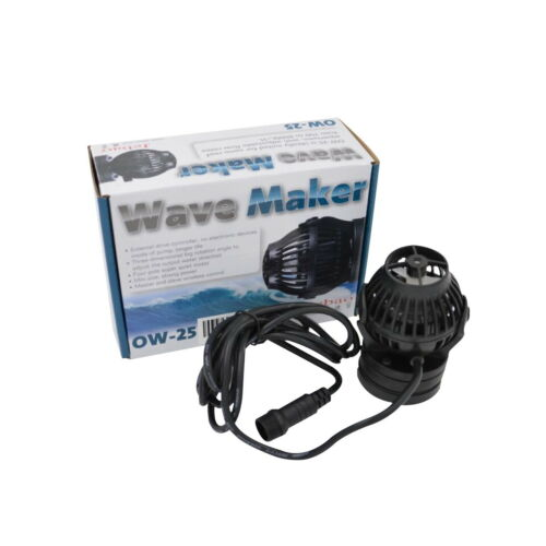 2-pack Jebao OW25 Wave Maker Flow Pump with Controller for Marine Reef Aquarium