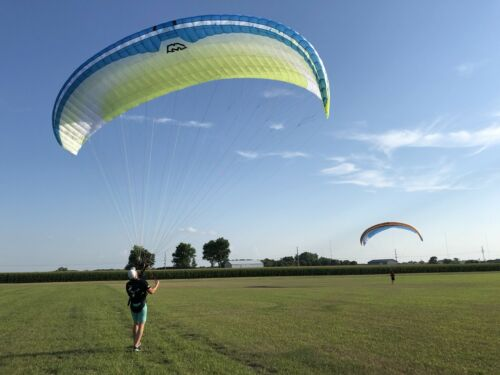 All Inclusive Powered Paraglider Training Package