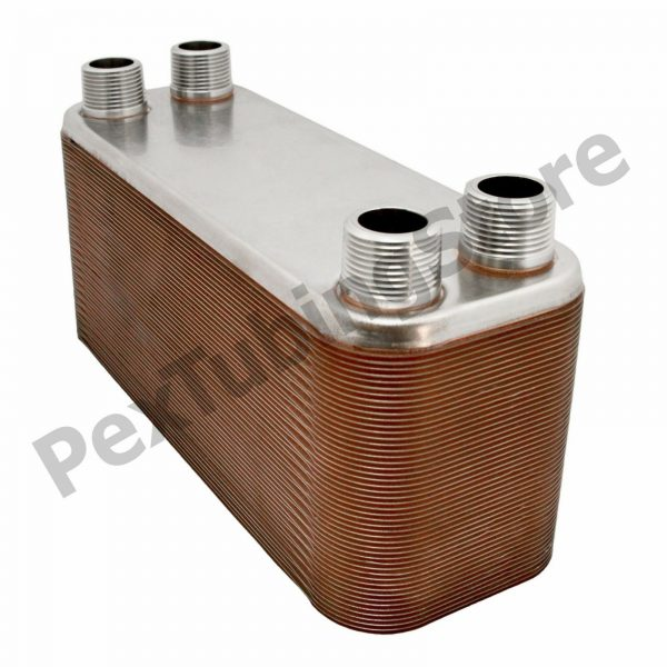 All Sizes 316L Stainless Steel Brazed Plate Heat Exchangers - Boilers, Radiant