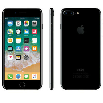 Apple iPhone 7   New   AT&T   Black   32 GB   4.7 in Screen