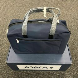Buy Best Away Travel Nylon Everywhere Bag Brand New In Box/Dust Bag Away Luggage - Colors