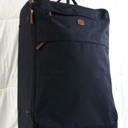 "Buy Best BRICS X-TRAVEL 30"" LIGHTWEIGHT SPINNER TROLLEY SUITCASE NAVY BLUE"