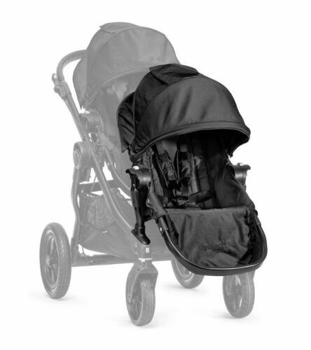 Baby Jogger City Select Second Seat Kit - Black