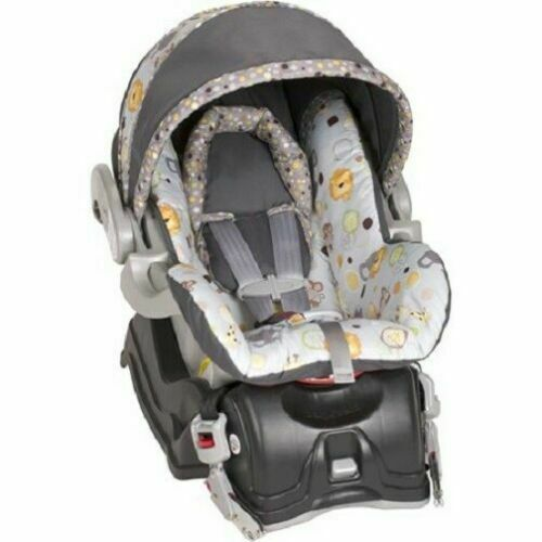 Baby Trend Envy Travel System Car Seat Infant Carriage Foldable Bobbleheads New