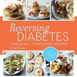 Buy Best Barclay  Dr Alan-Reversing Diabetes: Food Plan And Recipe  (UK IMPORT)  BOOK NEW