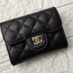 Chanel Vip Gift Wallet / Mini Hand Bag New Authentic!