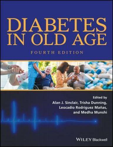 Diabetes in Old Age by Alan J. Sinclair: New