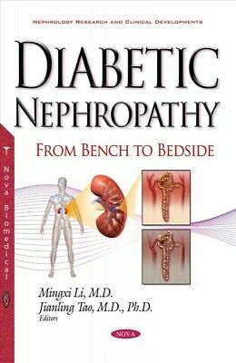 Diabetic Nephropathy : From Bench to Bedside, Paperback by Li, Mingxi (EDT); ...