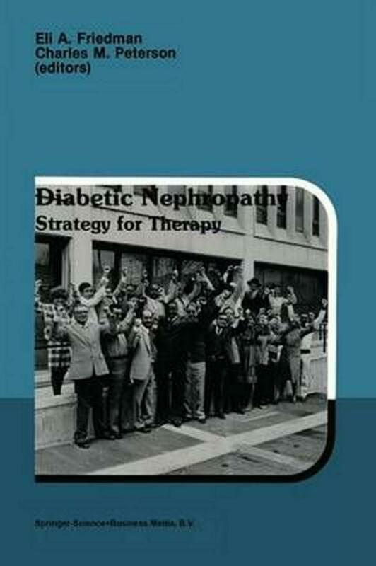Buy Best Diabetic Nephropathy: Strategy for Therapy (English) Paperback Book Free Shippin