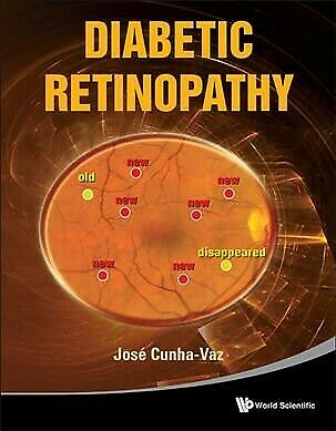 Diabetic Retinopathy, Hardcover by Cunha-vaz, Jose, Brand New, Free shipping ...