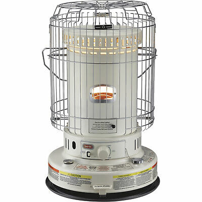 Dyna-Glo Portable Compact Indoor Kerosene Convection Space Heater- 23,800 BTU