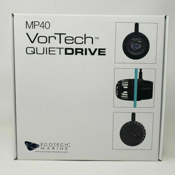 EcoTech VorTech Quiet Drive MP40wQD MP40wQD Aquarium Pump & Accessories