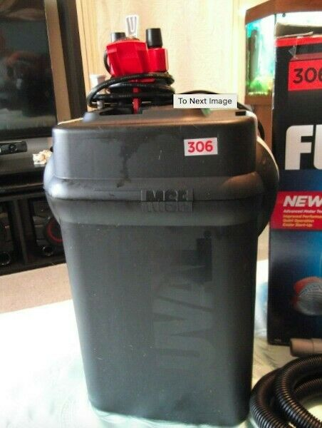 Fluval 306 External Filter for up to 300L - New sealed