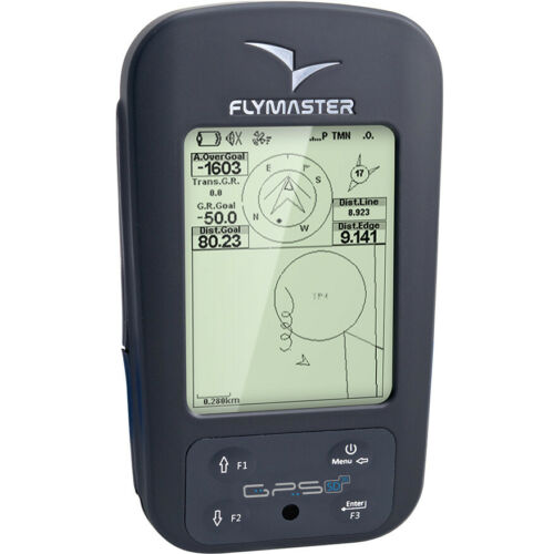 Flymaster GPS SD 3G for Paragliding and Hang Gliding
