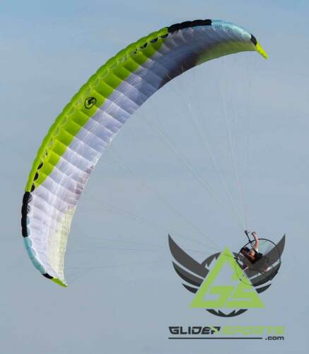 Gravity Paraglider X-CEND - Great Starter Wing for Paramotoring and Paragliding!