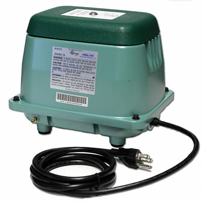 Buy Best HIBLOW HP-80 LINEAR SEPTIC AIR PUMP AERATOR - NEW - 2 YEAR WARRANTY