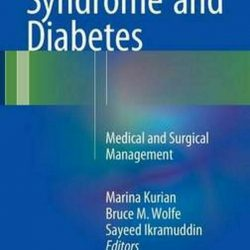 Buy Best Metabolic Syndrome and Diabetes: Medical and Surgical Management (English) Hardc