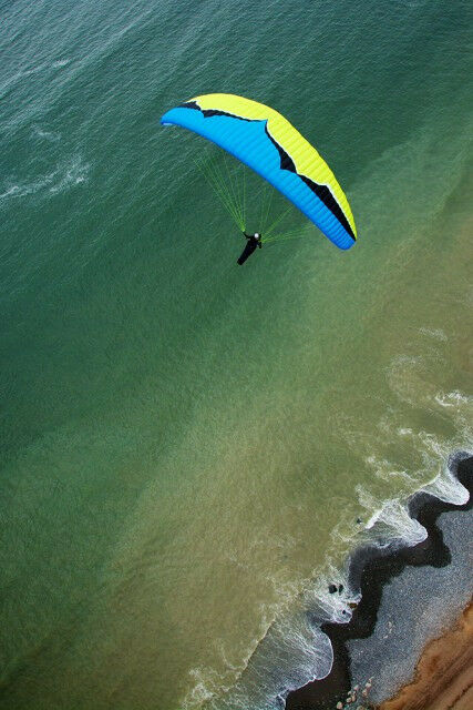 NEW Ozone Rush 4 MS Paraglider Wing