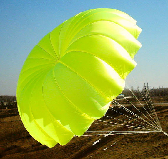 NEW reserve emergency parachute rescue SC-41Lt Hang Gliding Paragliding
