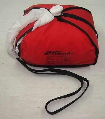 NEW reserve emergency parachute rescue SC-54 for Tandem Paragliding Hang Gliding